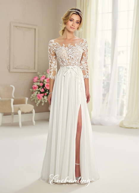 Wedding dress by Enchanting by Mon Cheri