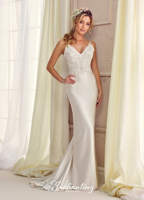 217110 Wedding                                          dress by Enchanting by Mon Cheri