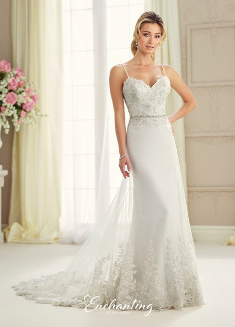 217111 Wedding                                          dress by Enchanting by Mon Cheri