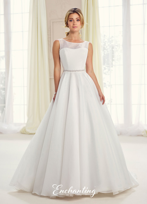 217112 Wedding                                          dress by Enchanting by Mon Cheri