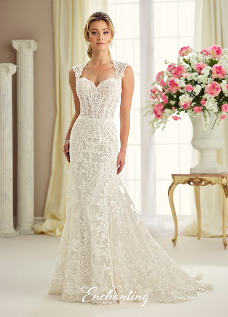 217116 Wedding                                          dress by Enchanting by Mon Cheri