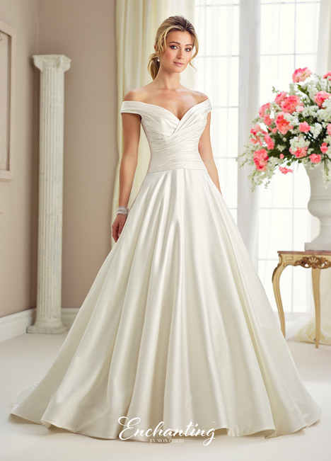 217119 Wedding                                          dress by Enchanting by Mon Cheri