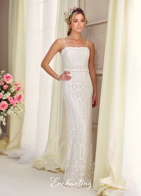 217121 Wedding                                          dress by Enchanting by Mon Cheri