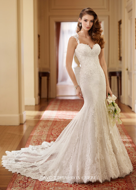 Helen (217221) Wedding                                          dress by Martin Thornburg for Mon Cheri