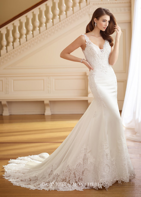 Frances (217225) Wedding                                          dress by Martin Thornburg for Mon Cheri