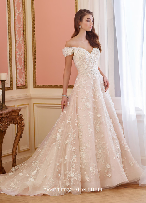 Elnora (217230) Wedding                                          dress by Martin Thornburg for Mon Cheri