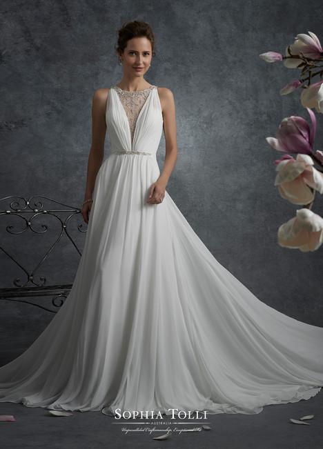 Aries (Y21747) Wedding                                          dress by Sophia Tolli