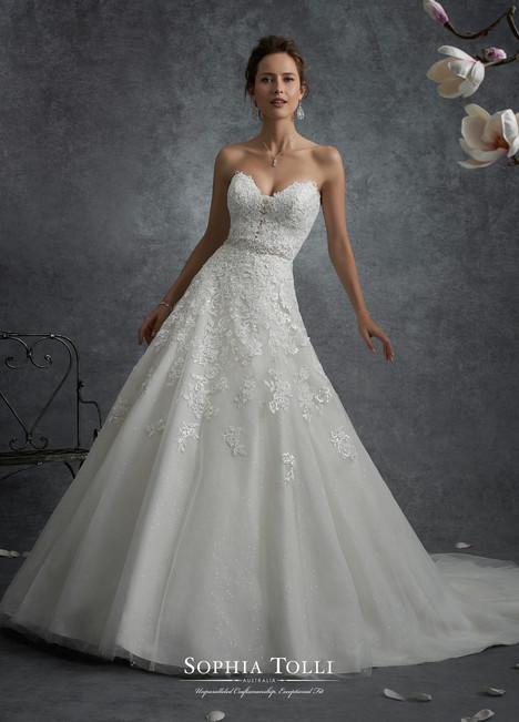Orion (Y21750) Wedding                                          dress by Sophia Tolli