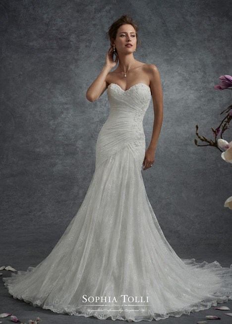 Alamak (Y21754) Wedding dress by Sophia Tolli