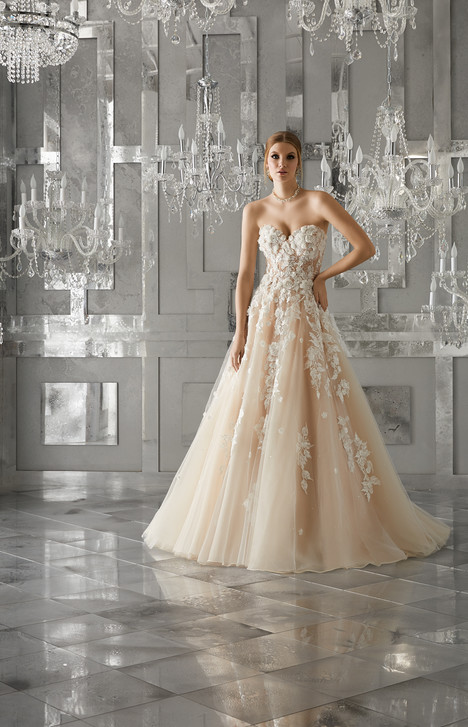 8171 Wedding                                          dress by Mori Lee: Bridal