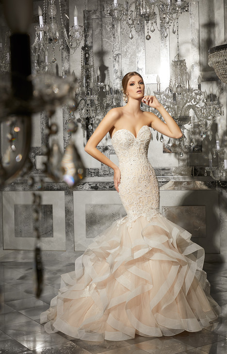 8172 Wedding                                          dress by Mori Lee: Bridal