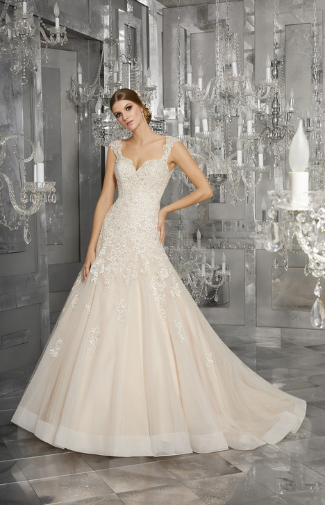 8174 Wedding                                          dress by Mori Lee: Bridal