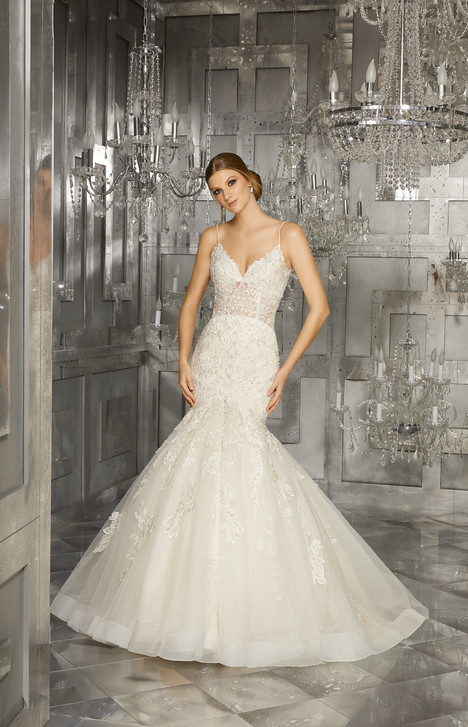 8176 Wedding                                          dress by Mori Lee: Bridal