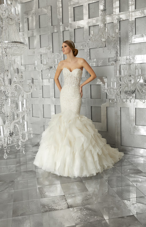 8177 Wedding                                          dress by Mori Lee: Bridal