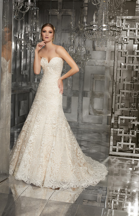 8178 Wedding                                          dress by Mori Lee: Bridal