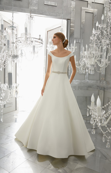 8179 Wedding                                          dress by Mori Lee: Bridal