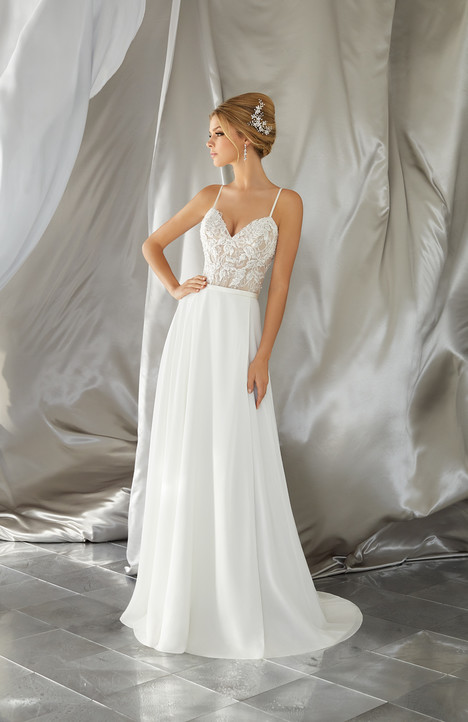 6861 Wedding                                          dress by Mori Lee: Voyage