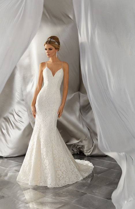 6863 Wedding                                          dress by Mori Lee: Voyage