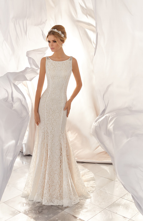 6866 Wedding                                          dress by Mori Lee: Voyage