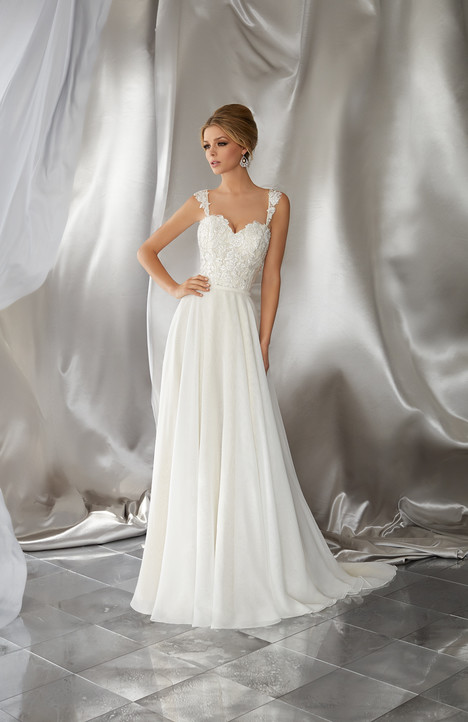 6867 Wedding                                          dress by Mori Lee: Voyage