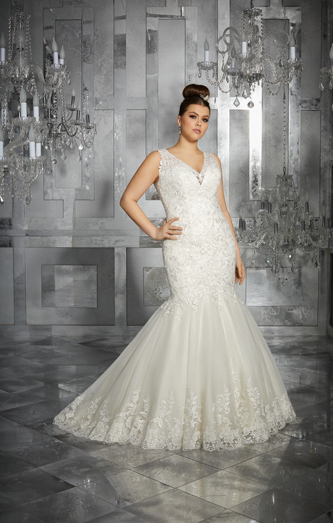 3223 Wedding                                          dress by Mori Lee: Julietta