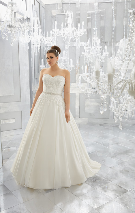 3224 Wedding                                          dress by Mori Lee: Julietta