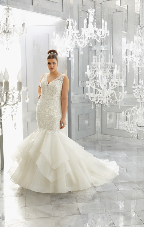 3225 Wedding                                          dress by Mori Lee: Julietta