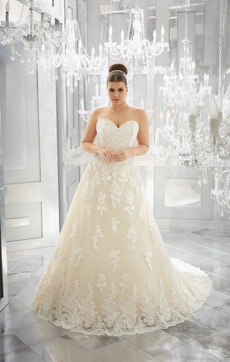 3226 Wedding                                          dress by Mori Lee: Julietta