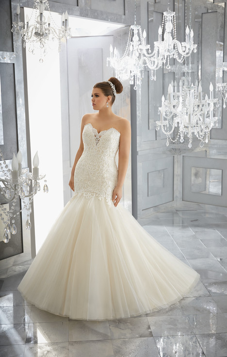 3227 Wedding                                          dress by Mori Lee: Julietta