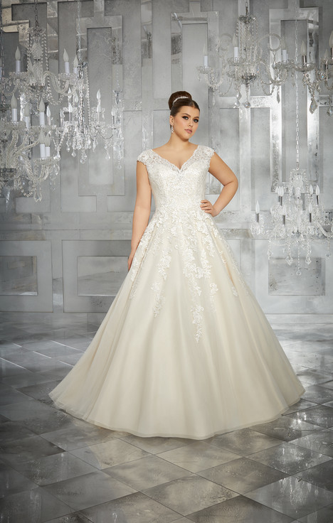 3228 Wedding                                          dress by Mori Lee: Julietta
