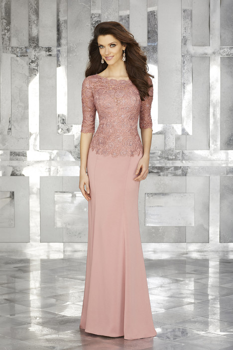 (rose) Mother of the Bride dress by MGNY Madeline Gardner