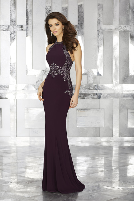 71625 (eggplant) gown from the 2017 MGNY Madeline Gardner collection, as seen on dressfinder.ca