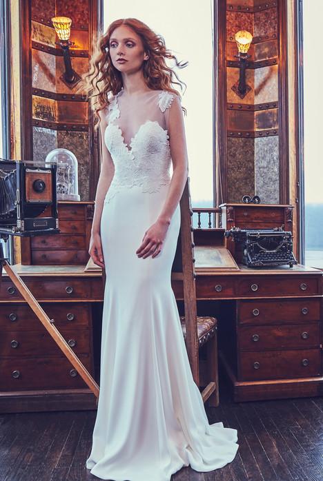 Astoria Wedding                                          dress by Sareh Nouri