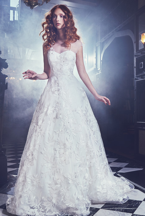 Bellerose Wedding                                          dress by Sareh Nouri