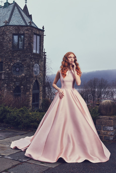 Brooklyn Wedding                                          dress by Sareh Nouri