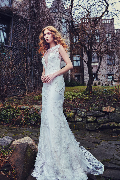 Carnegie Wedding                                          dress by Sareh Nouri