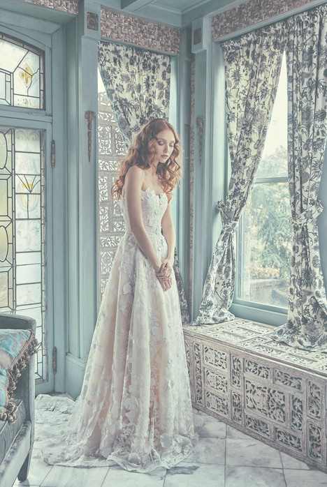 Chelsea Wedding dress by Sareh Nouri