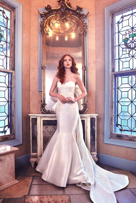 Paulina Wedding                                          dress by Sareh Nouri