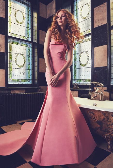 Peony Wedding                                          dress by Sareh Nouri