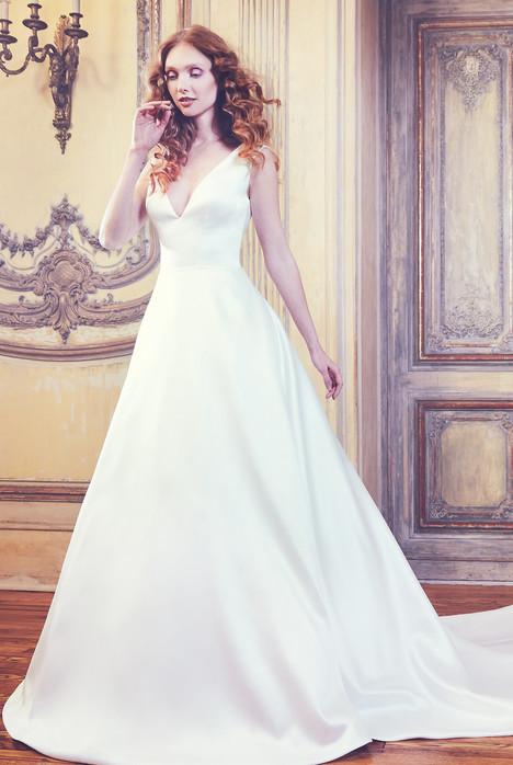 Waldorf Wedding                                          dress by Sareh Nouri