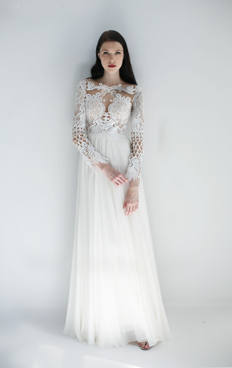 Callahan Wedding                                          dress by Leanne Marshall