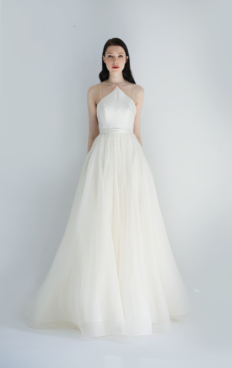 Clyde gown from the 2018 Leanne Marshall collection, as seen on dressfinder.ca