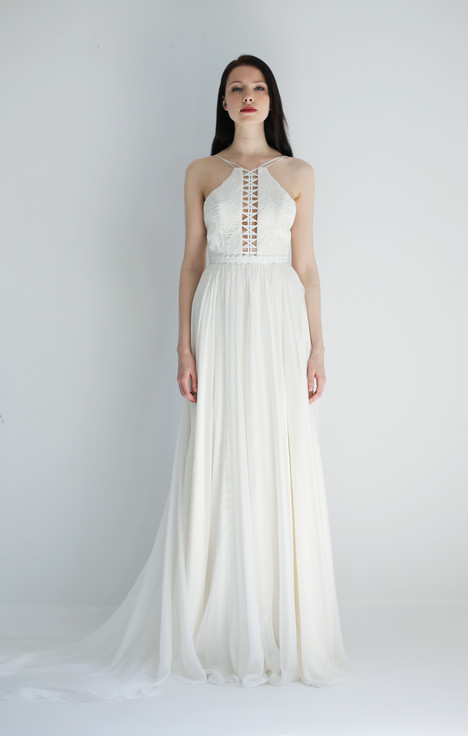 Tamaryn Wedding                                          dress by Leanne Marshall
