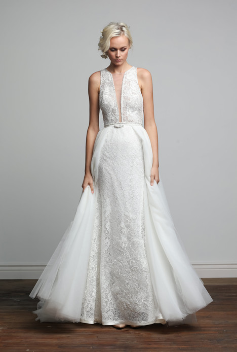 Iris (468) (+ over skirt) Wedding                                          dress by Joy Collection