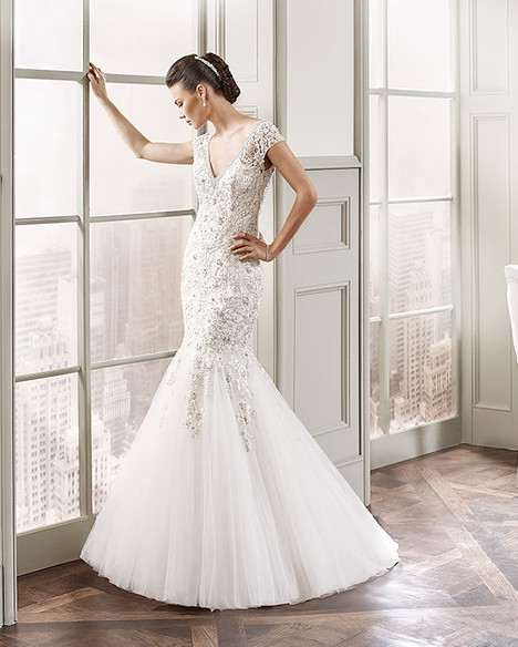 CT146 Wedding dress by Eddy K Couture
