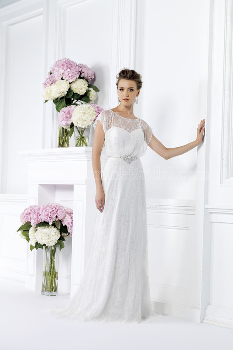 F161020 Wedding dress by Jasmine Collection