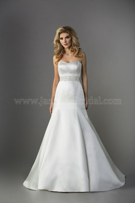 F161051 Wedding                                          dress by Jasmine Collection