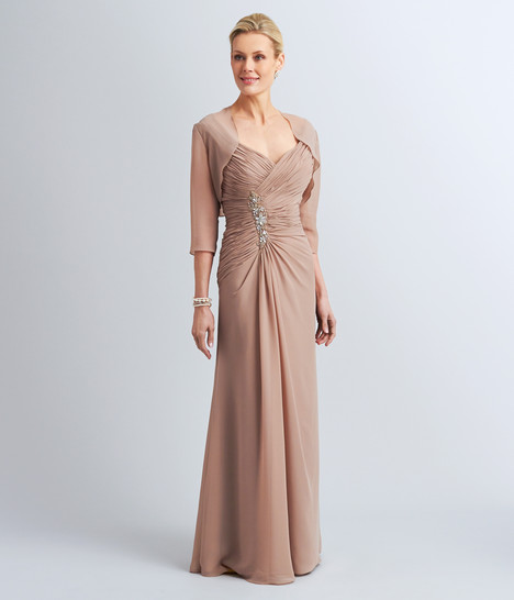 728 (+ jacket) Mother of the Bride                              dress by Romantic Bridals : Pearl