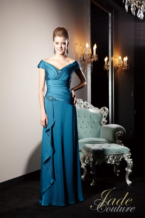 K148010 Mother of the Bride dress by Jade Couture