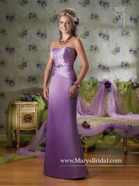 M1047 gown from the 2015 Mary's Bridal: Amalia Bridesmaids collection, as seen on dressfinder.ca
